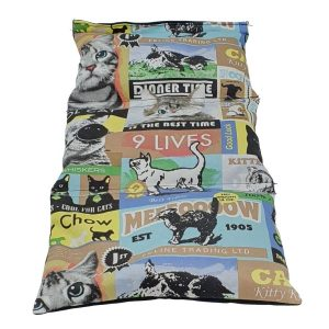 Hand Designed Wheat Bags - Cool Cat