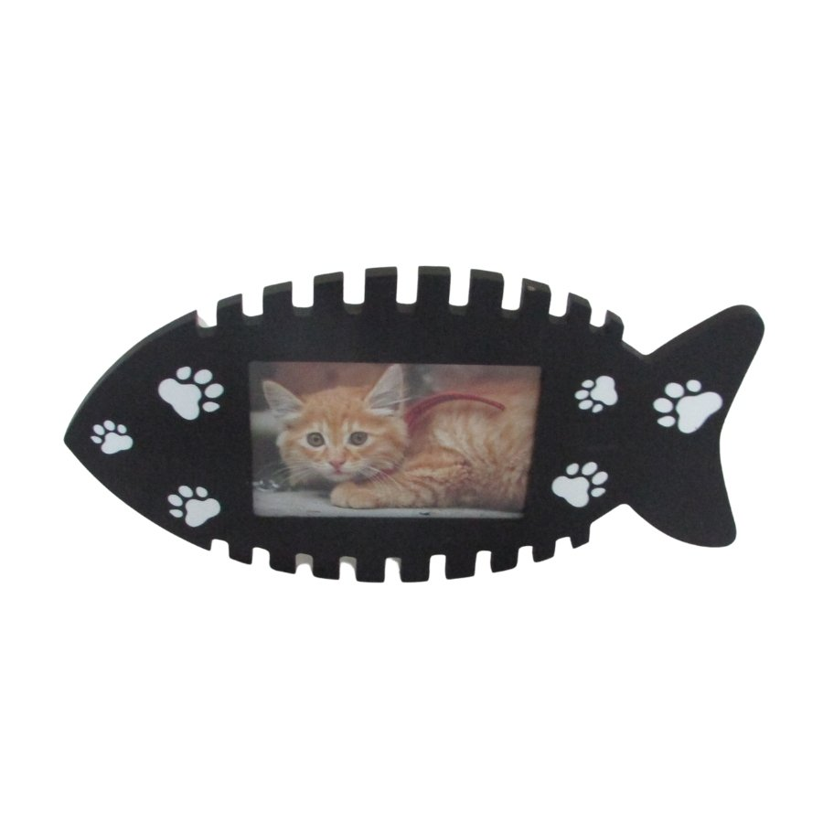 Wooden Fish Picture Frame