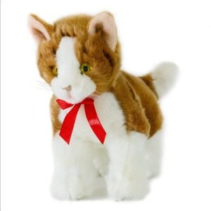 Ginger - Realistic Soft Plush Toy